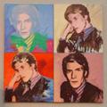 Pierre Bergé retire les portraits de Saint Laurent  - Expo Warhol