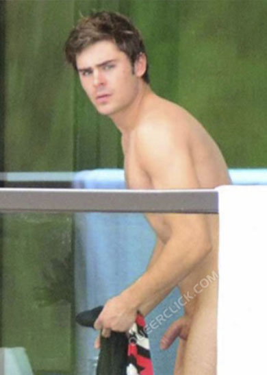 Star nude fake and real: Zac Efron nu et gay